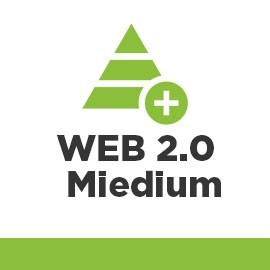 Piramida WEB 2.0 - Medium