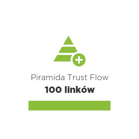 Trust Flow - 100 linków