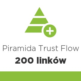 Trust Flow - 200 linków